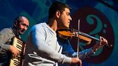 Taraf De Haidouks - Full Set (Live at Celtic Connections 2015)