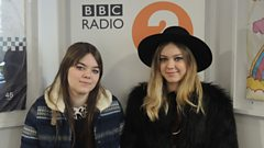 First Aid Kit chat to Steve Wright