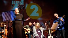 Norma Waterson, Martin and Eliza Carthy - Dirty Old Town (Live at Celtic Connections 2015)
