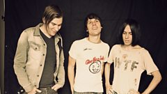 The Cribs - Burning For No One