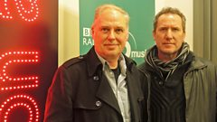 Andy and Paul from OMD chat to Radcliffe and Maconie