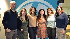 The Unthanks live in session for Nemone