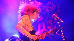 Sleater-Kinney - A New Wave at BBC 6 Music Festival 2015