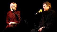 Bryan Ferry talks to Lauren Laverne at 6 Music Festival By Day