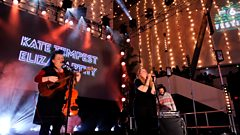 Kate Tempest & Eliza Carthy - Progress at BBC 6 Music Festival 2015