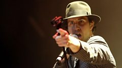 Maxïmo Park - Midnight On The Hill at BBC 6 Music Festival 2015