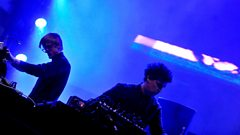 Simian Mobile Disco - Tangents at BBC 6 Music Festival 2015