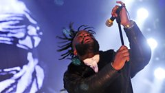 Young Fathers - Rain Or Shine at BBC 6 Music Festival 2015