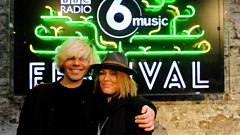 "Tim Burgess - 6 Music Festival headliner and ""Good Vibe King"""