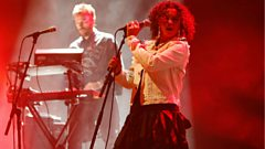 Neneh Cherry Interview at 6 Music Festival