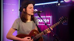 Live Lounge - James Bay