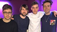 Years & Years chat to Nick Grimshaw
