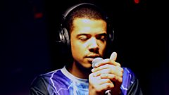 Raleigh Ritchie in the 1Xtra Live Lounge
