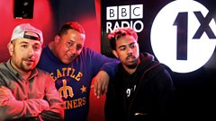 Peter Rosenberg and Vic Mensa on grime