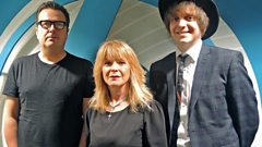 Roundtable with Toyah, Joey Page and Gideon Coe