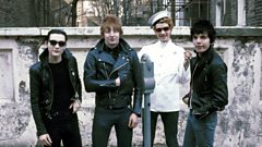 The Damned join Steve at SXSW