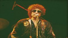 Bob Dylan is inducted in to Michael Balls Singers Hall of Fame