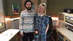Jose Gonzalez in session for Jo Whiley