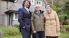 Laurence Llewelyn-Bowen reveals the social history behind an Ebbw valley detached house