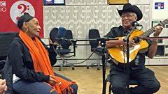 Listen to Omara Portuondo and Eliades Ochoa in session for World on 3
