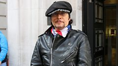 Adam Ant joins Mark Radcliffe