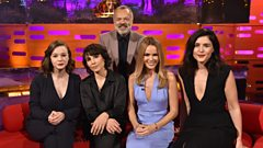The Graham Norton Show, Series 17, Episode 2