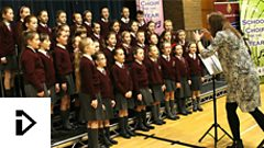 school choir of the year