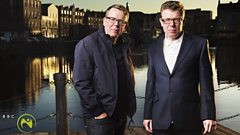 Listen: The Proclaimers in conversation with Gerry Kelly