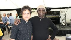 Tony Allen at Cheltenham Jazz Festival