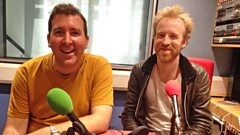 Hot Chip in conversation with Radcliffe and Maconie
