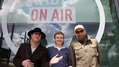 The Eccentronic Research Council and Maxine Peake speak to Radcliffe and Maconie