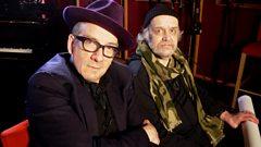 Elvis Costello & Chalkie Davies