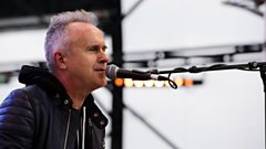 Howard Jones - What Is Love (Live at The Quay)