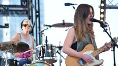 Honeyblood - Babes Never Die (live at The Quay)
