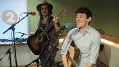 Sunny Afternoon Cast Live in Session