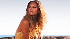 Alesha Dixon in conversation with Gerry Kelly