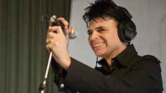 Gary Numan joins Mark and Stuart