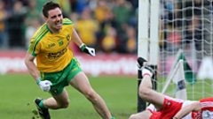 Donegal player Marty O'Reilly