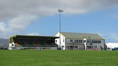 Gaelic football pitch & clubhouse