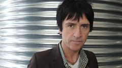 Johnny Marr joins Stuart and Mark
