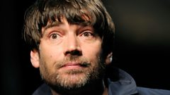 Alex James speaks to Simon Mayo