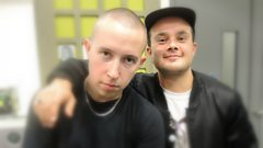 Slaves spit their new single 'Sockets' over a Hip Hop beat