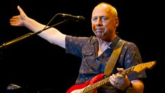 Mark Knopfler inducted into Singers Hall of Fame