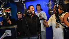 Big Narstie is GASSED for Craig David