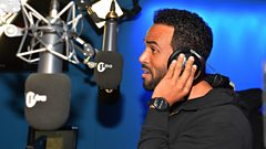 Craig David performs 2 new tracks