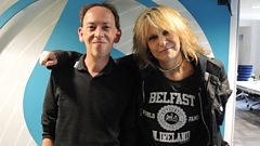 Chrissie Hynde in conversation with Steve Lamacq
