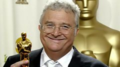 Randy Newman is inducted in to the Singers' Hall of Fame
