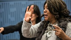 Mary Wilson (The Supremes) Interview
