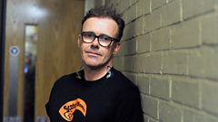 Leftfield interview: 6 Music Live 2015