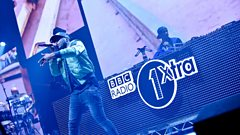 Highlights of Lethal Bizzle's set at 1Xtra Live